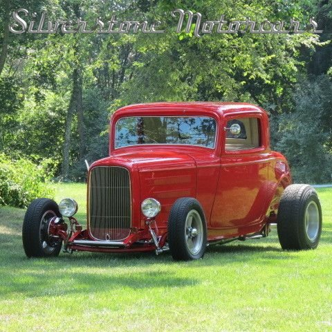 1932 Ford 3-Window For Sale