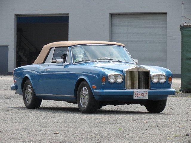1980 Rolls-Royce Corniche I