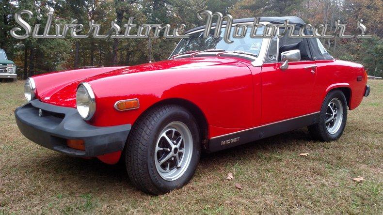 1975 MG Midget For Sale