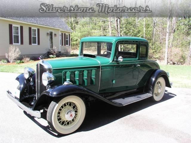 1932 Pontiac Model 402