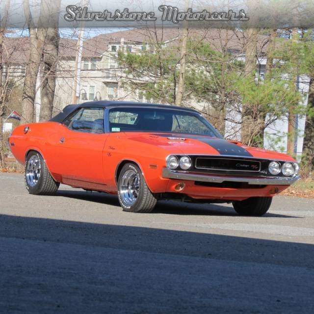 1970 Dodge Challenger R/T 440 - 6 Pack