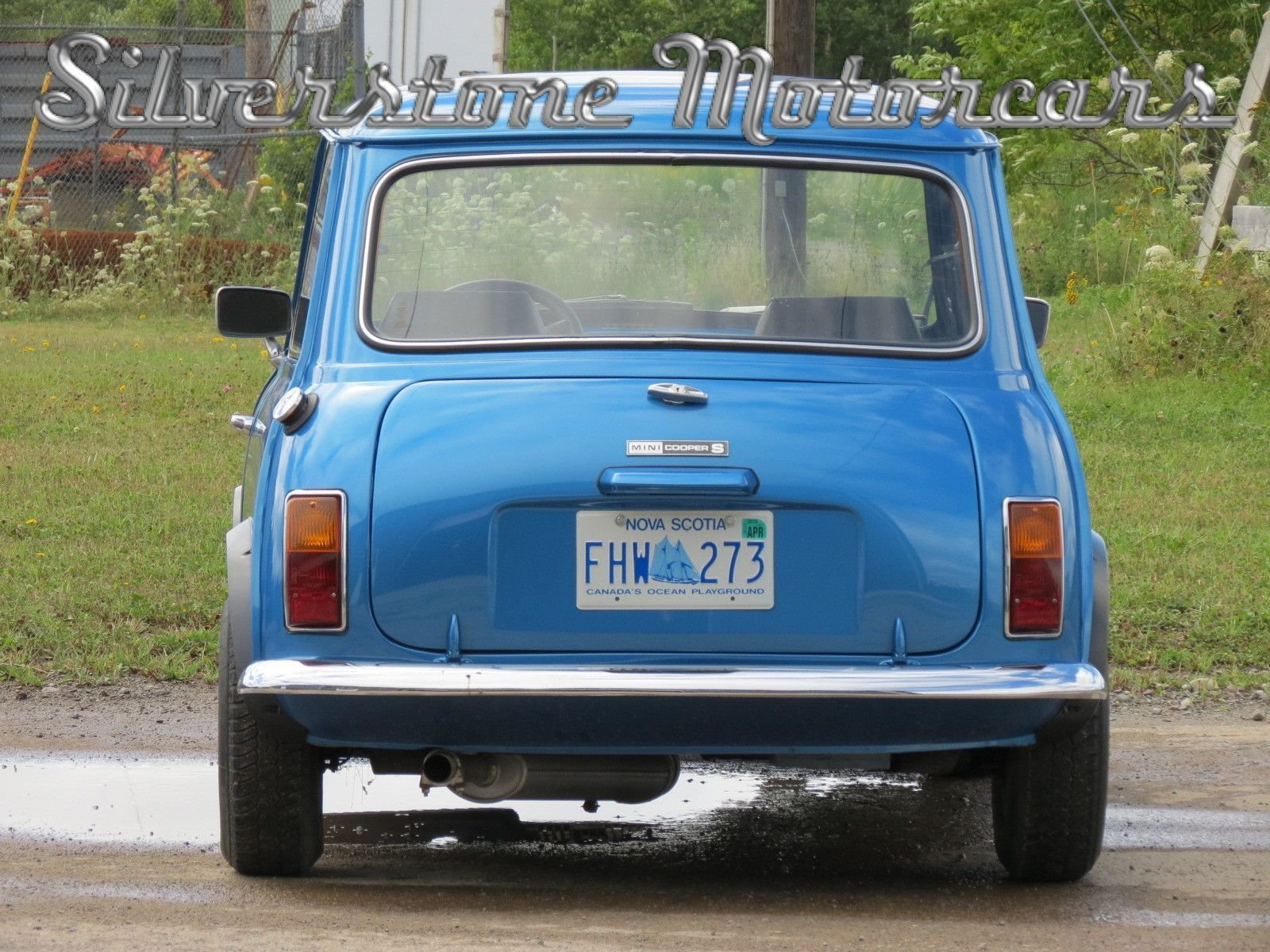 1977 Austin Mini Cooper For Sale 9987 Mcg