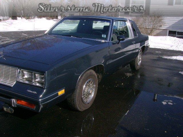 1985 Oldsmobile Cutlass For Sale