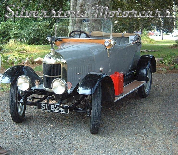 1920 Morris Oxford | Silverstone Motorcars