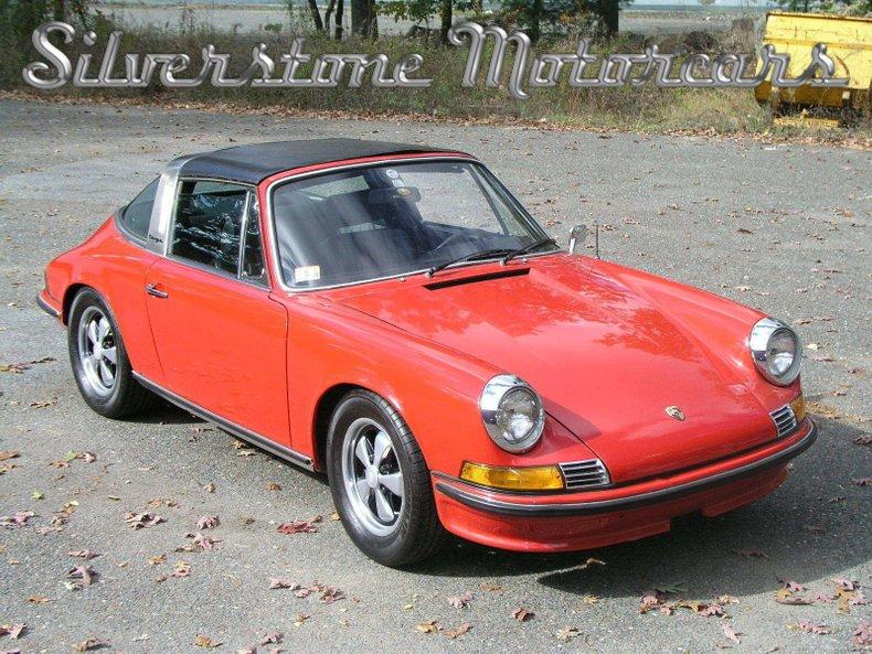 1973 Porsche 911E For Sale