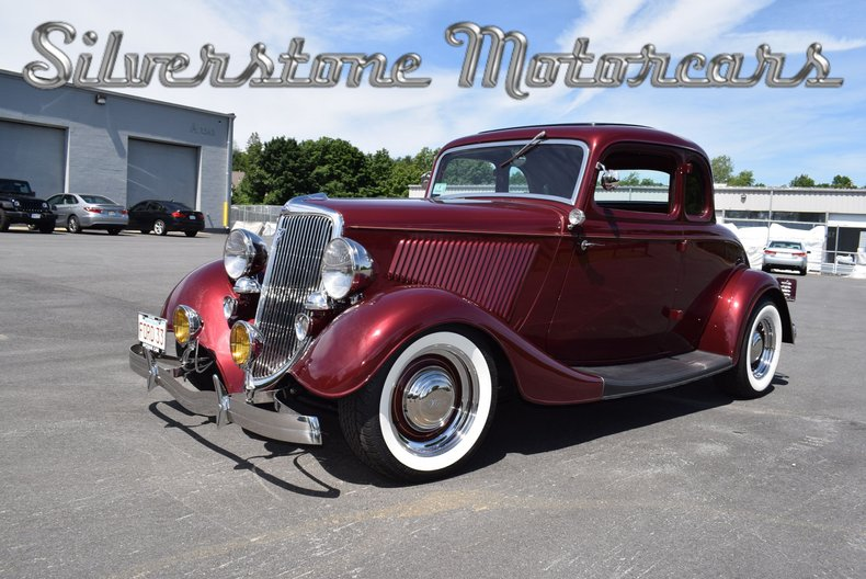 1934 Ford Model 40 For Sale