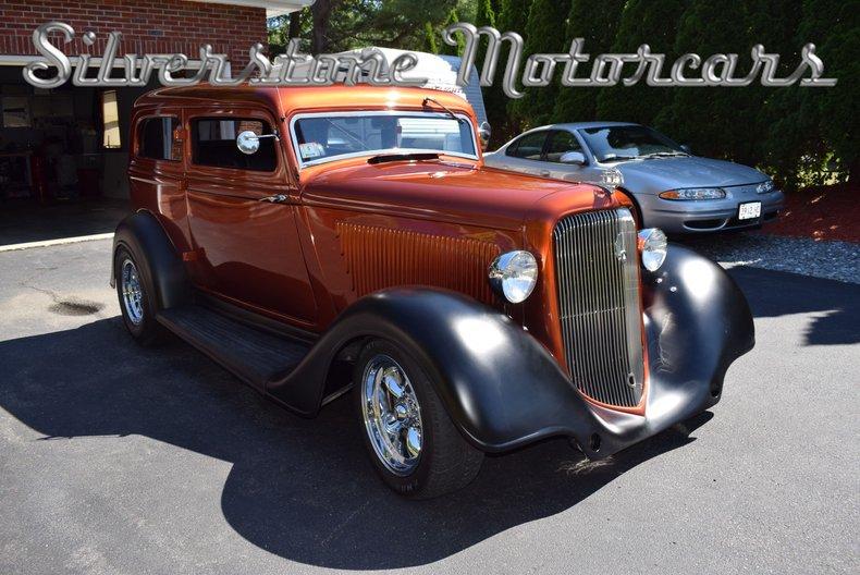 1934 Plymouth PF