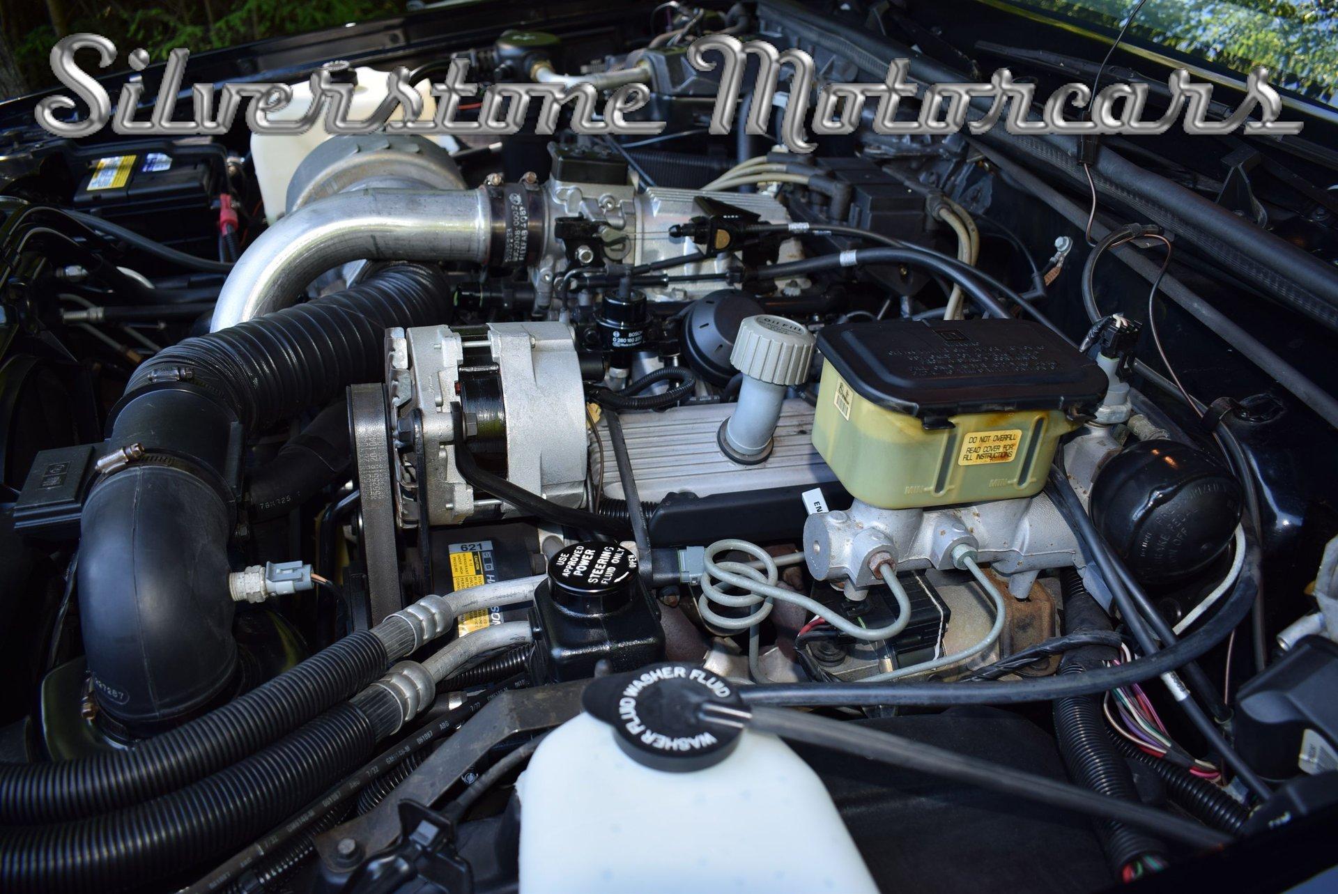 1987 Buick Grand National | Silverstone Motorcars