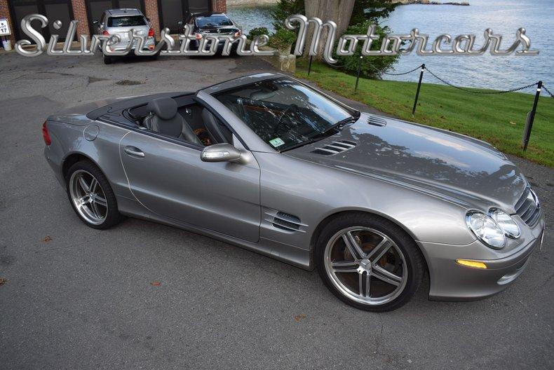 2004 Mercedes-Benz SL500 For Sale
