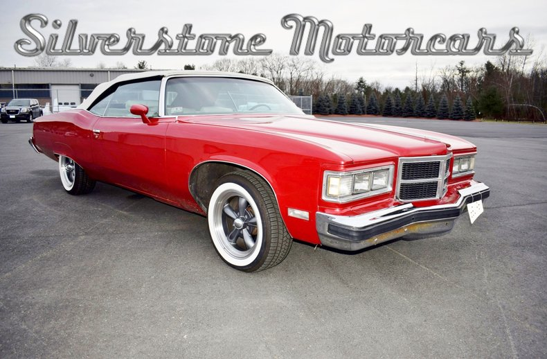 1975 Pontiac Grand Ville For Sale