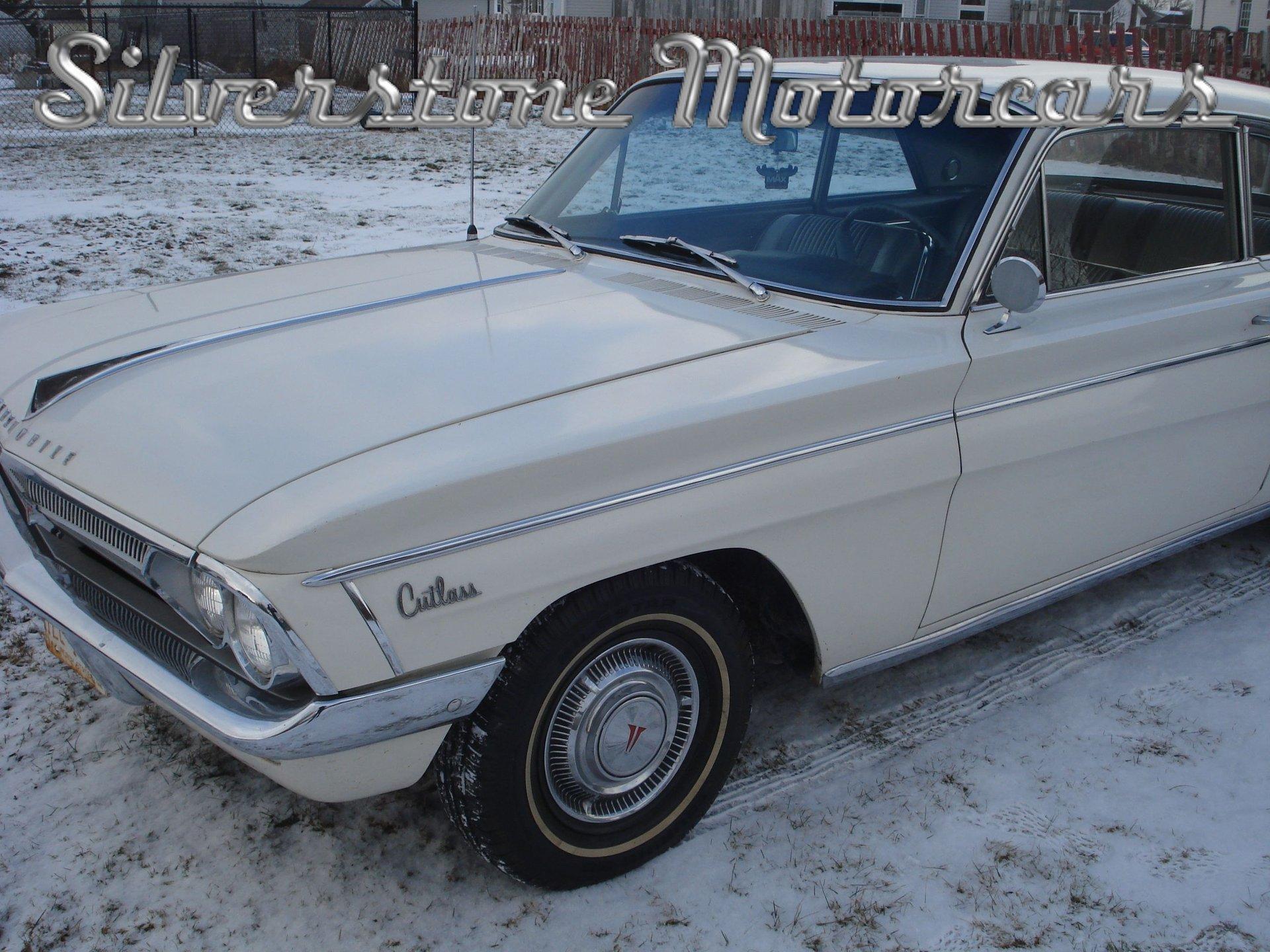 1962 Oldsmobile F85 Cutlass for sale #118931 | MCG