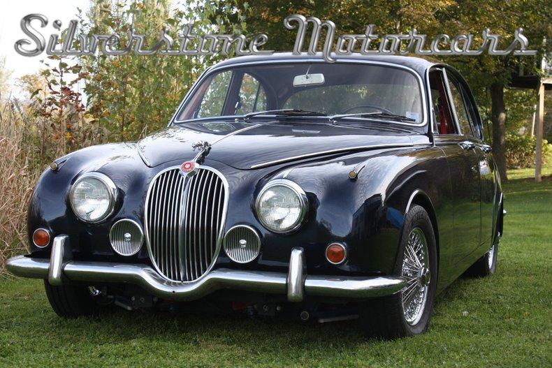 1968 Jaguar Mark II