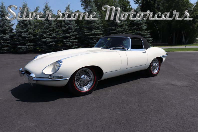 1967 Jaguar E-Type For Sale