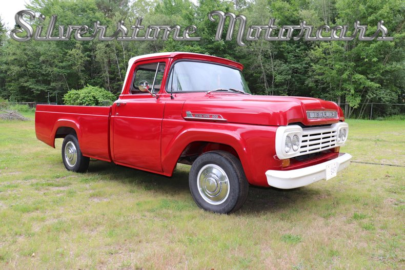 1959 Mercury F100 For Sale