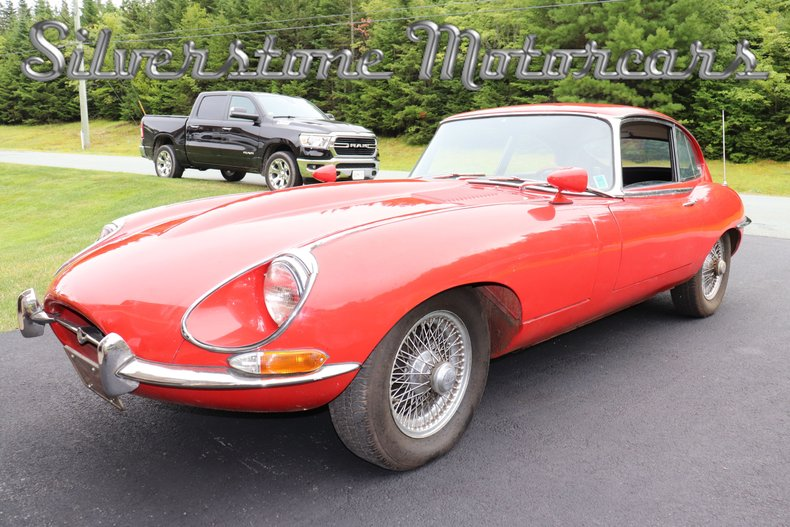1967 Jaguar E-Type For Sale