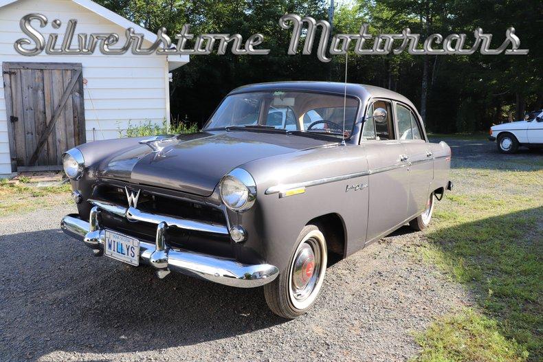 1954 Willys Lark Deluxe