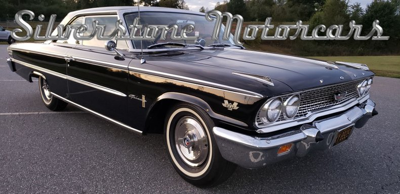 "1963 Ford Galaxie ""R"" Code"