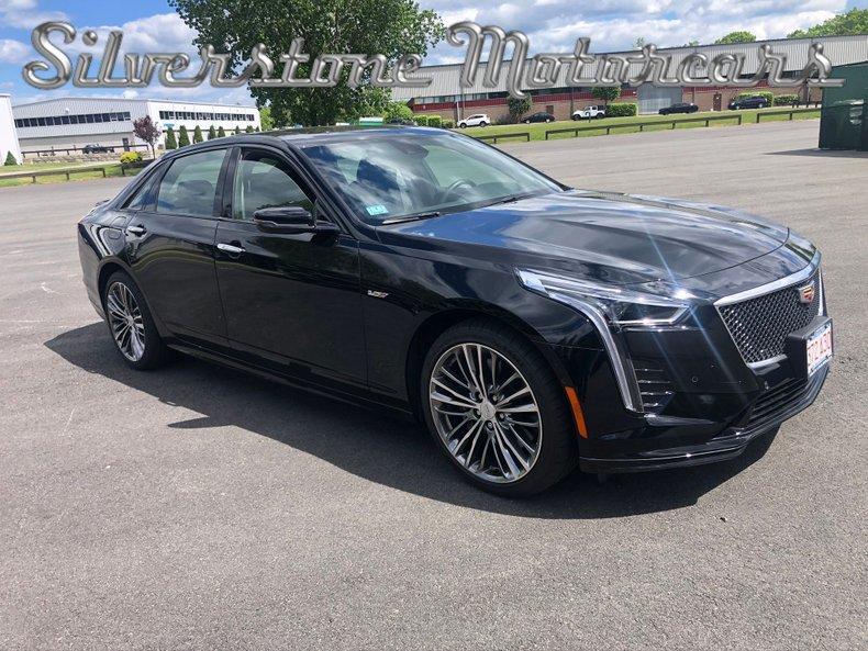 2019 Cadillac CT6 V