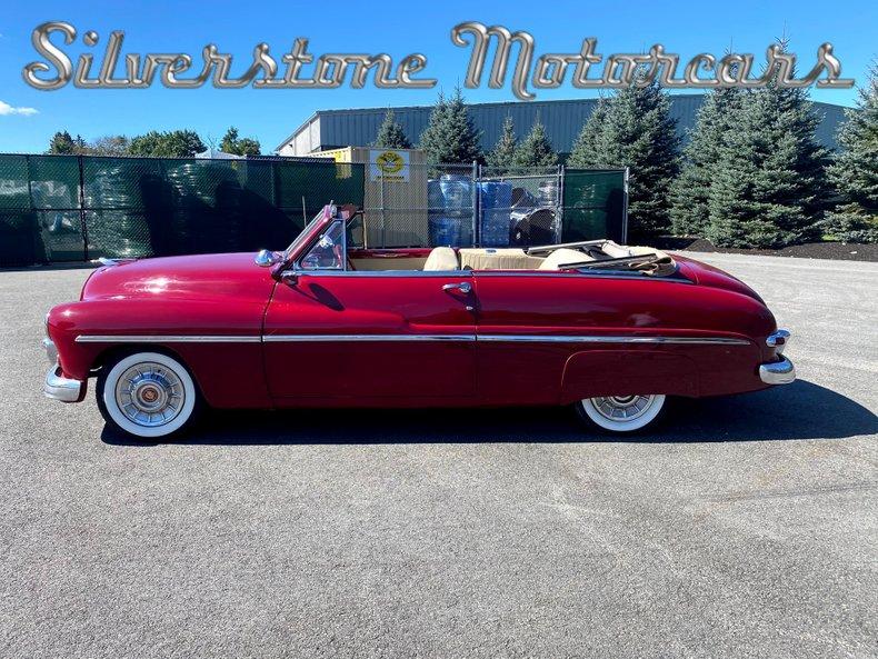 1949 Mercury 8 Club Cabriolet