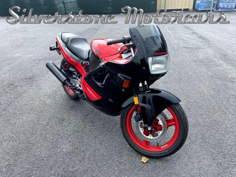 1987 Honda CBR 600