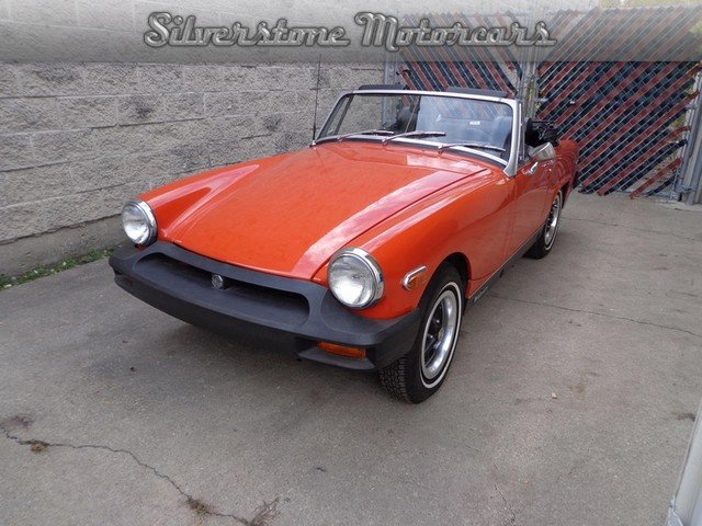 1976 MG Midget For Sale