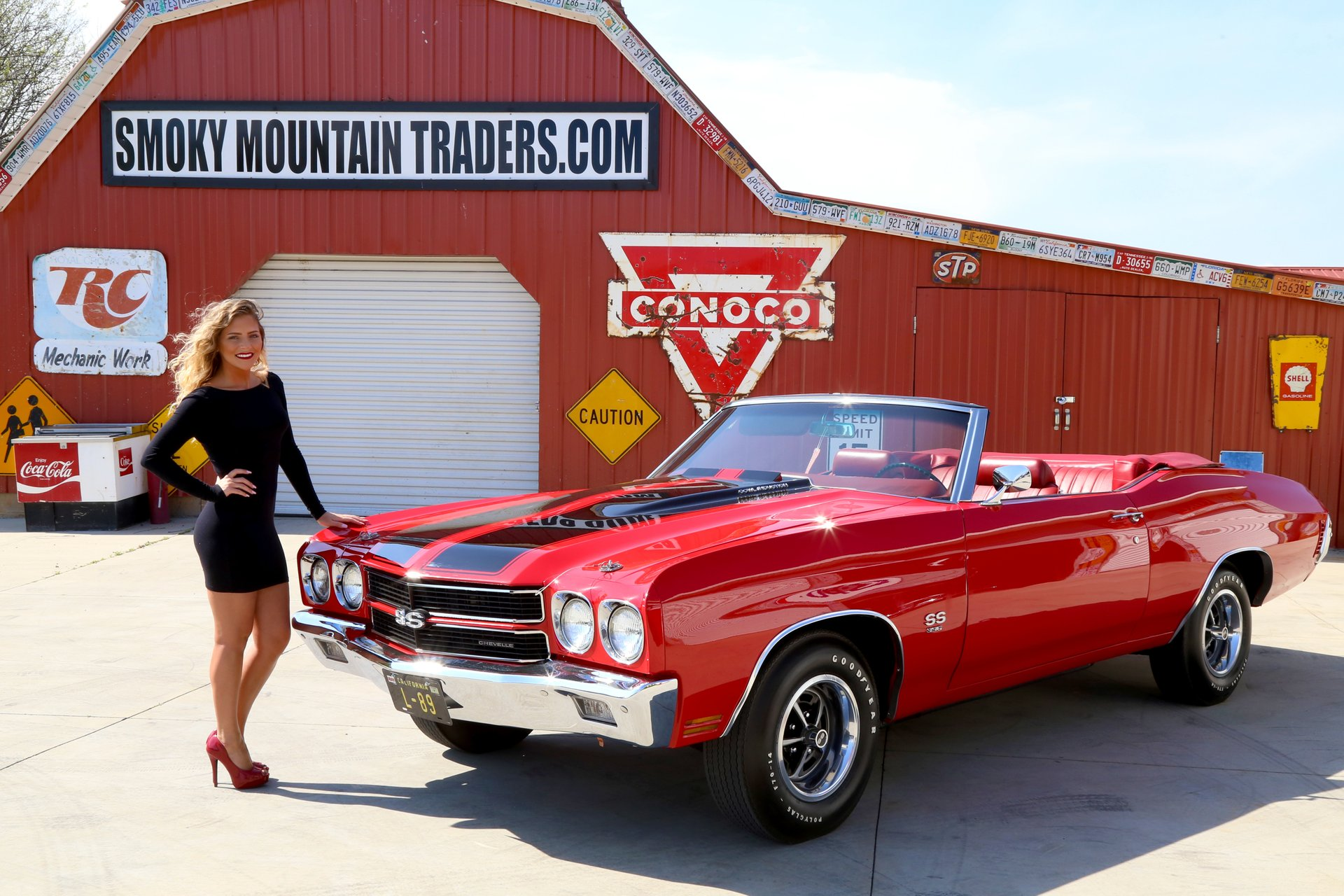 1970 Chevrolet Chevelle SS 396 L89 for sale #2371 | Motorious