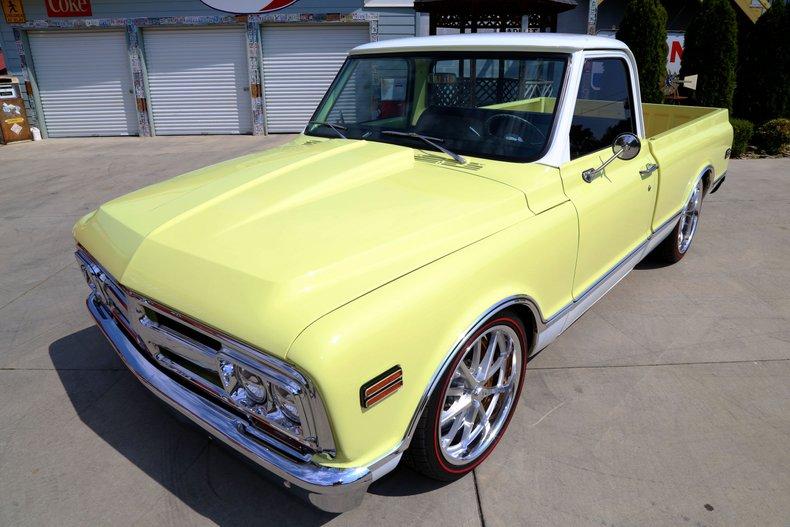 1971 GMC Pickup 10