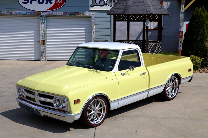 1971 GMC Pickup 8
