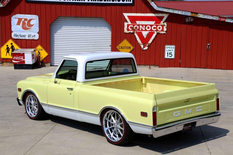 1971 GMC Pickup 14