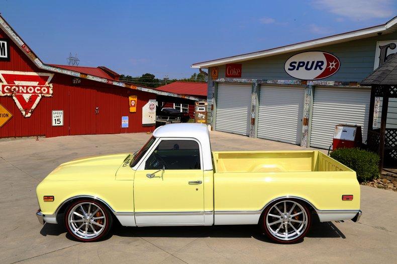 1971 GMC Pickup 13