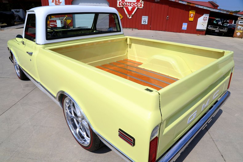 1971 GMC Pickup 16