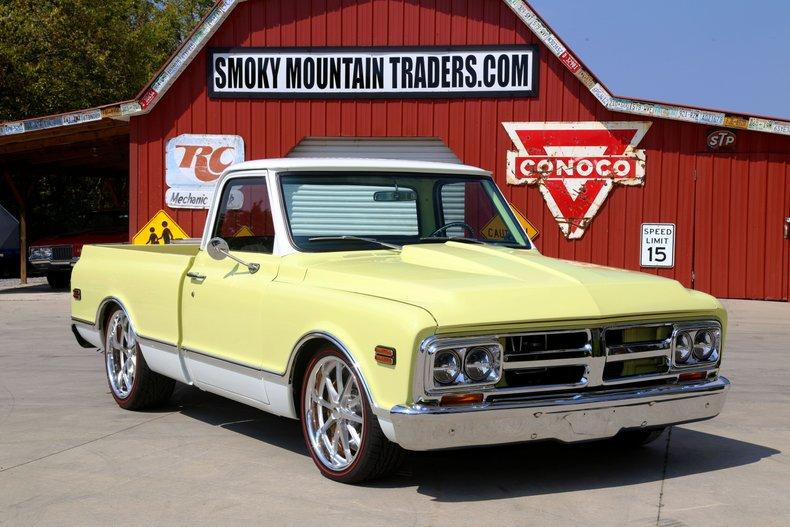 1971 GMC Pickup 2