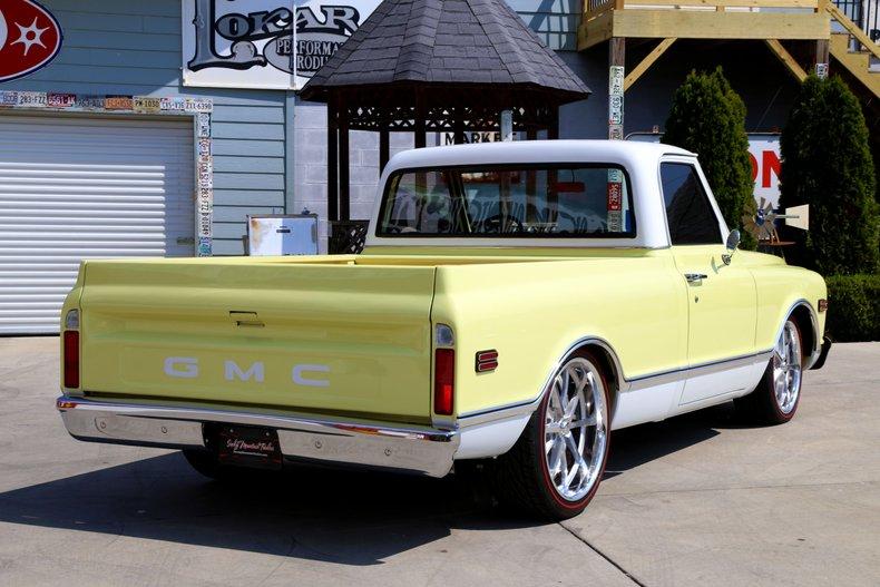 1971 GMC Pickup 23
