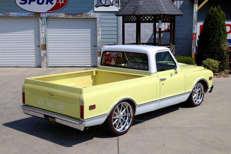 1971 GMC Pickup 22