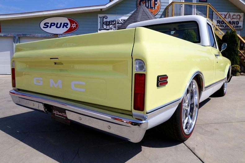 1971 GMC Pickup 25