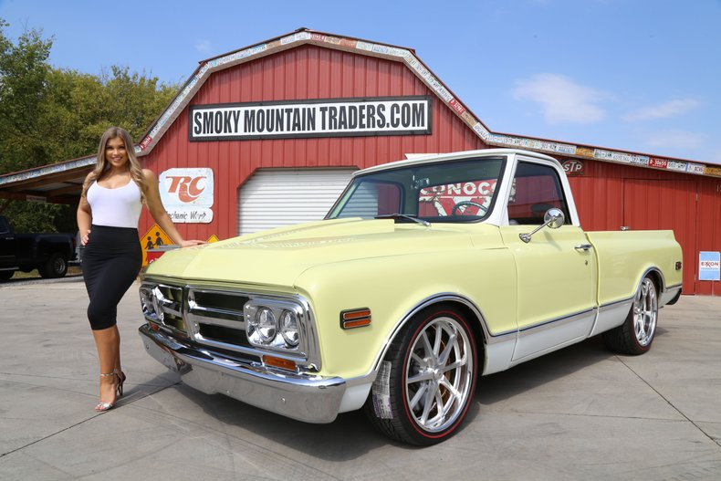 1971 GMC Pickup For Sale