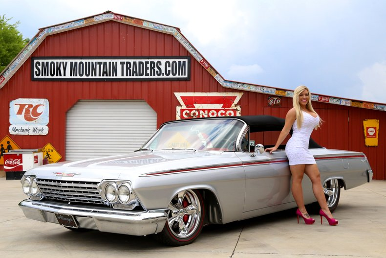 1962 Chevrolet Impala Convertible built By Alloways Rod ...