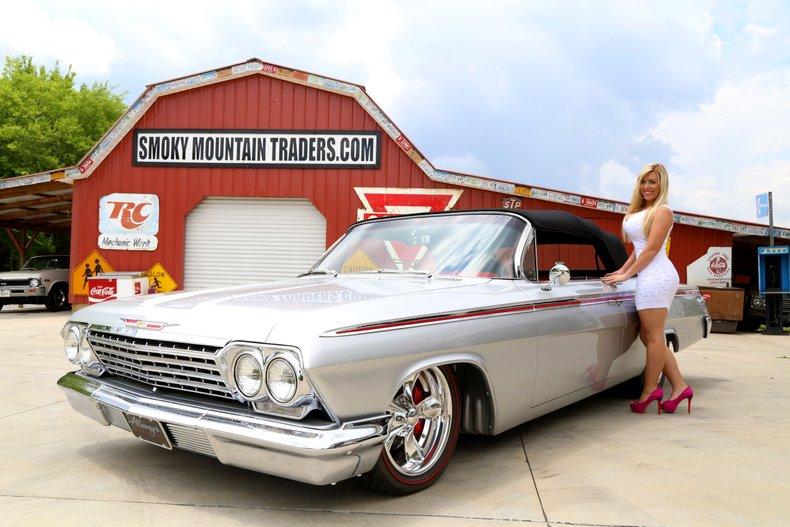 1962 Chevrolet Impala 45