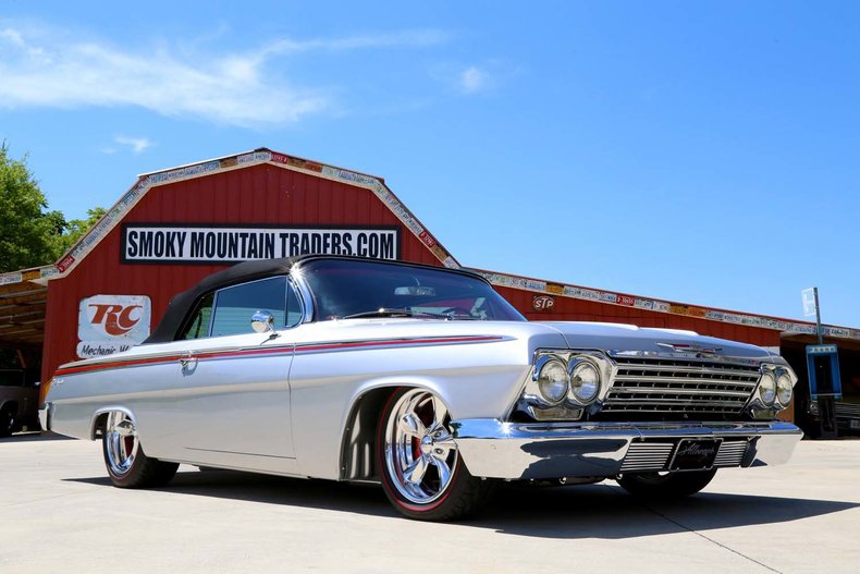 1962 Chevrolet Impala 5