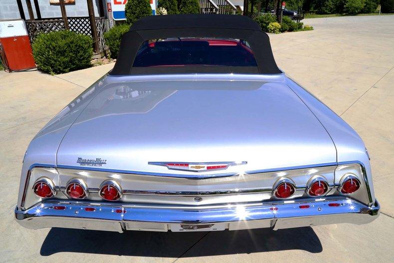 1962 Chevrolet Impala 21