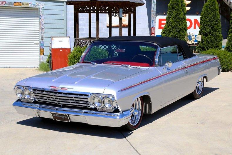 1962 Chevrolet Impala 9