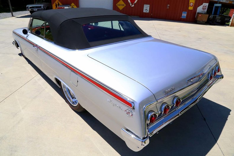 1962 Chevrolet Impala 17