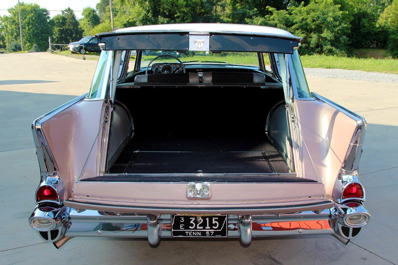 1957 Chevrolet Nomad Berlin Motors Interior For Sale