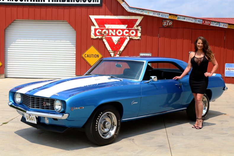 1969 Chevrolet Camaro Z/28 for sale #95707 | MCG