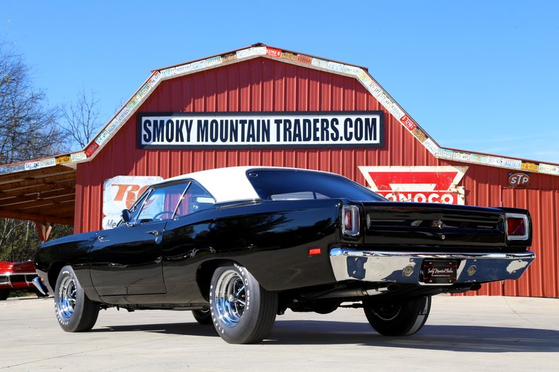 1969 Plymouth Road Runner 19
