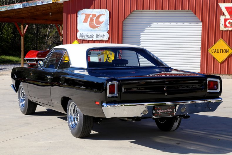 1969 Plymouth Road Runner 16