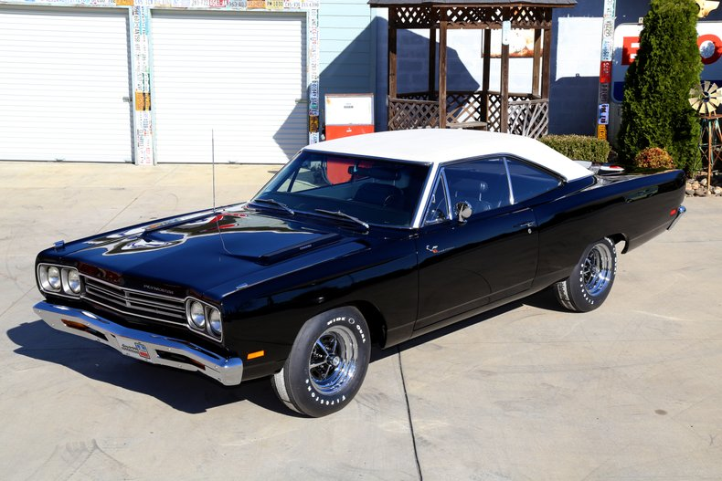 1969 Plymouth Road Runner 9