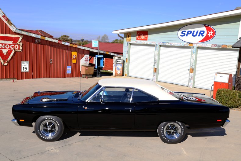 1969 Plymouth Road Runner 14