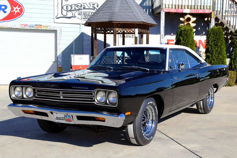 1969 Plymouth Road Runner 10