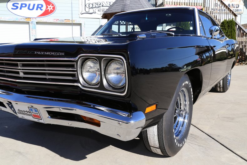 1969 Plymouth Road Runner 12